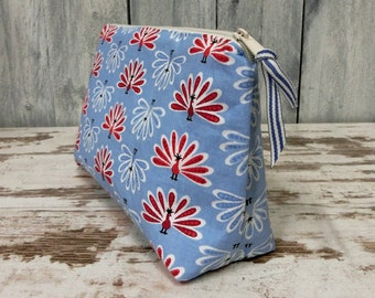 Cosmetic  makeup travel pouch