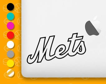 new york mets, mets decal, mets sticker, mets vinyl, ny mets, ny decal, baseball decal, mets vinyl decal, mets baseball decal