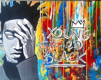 YOUNG GIFTED BLACK