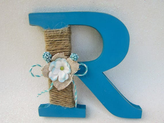 Custom letter name valentine day gift rustic letter r thecheapjerseys Gallery