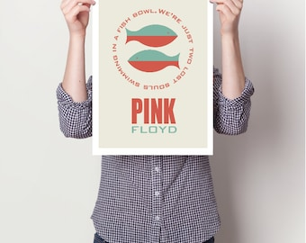 Poster, Music poster, Pink Floyd, Pink Floyd poster, Pink Floyd prints, music prints, music print,  Pink Floyd print,  music posters