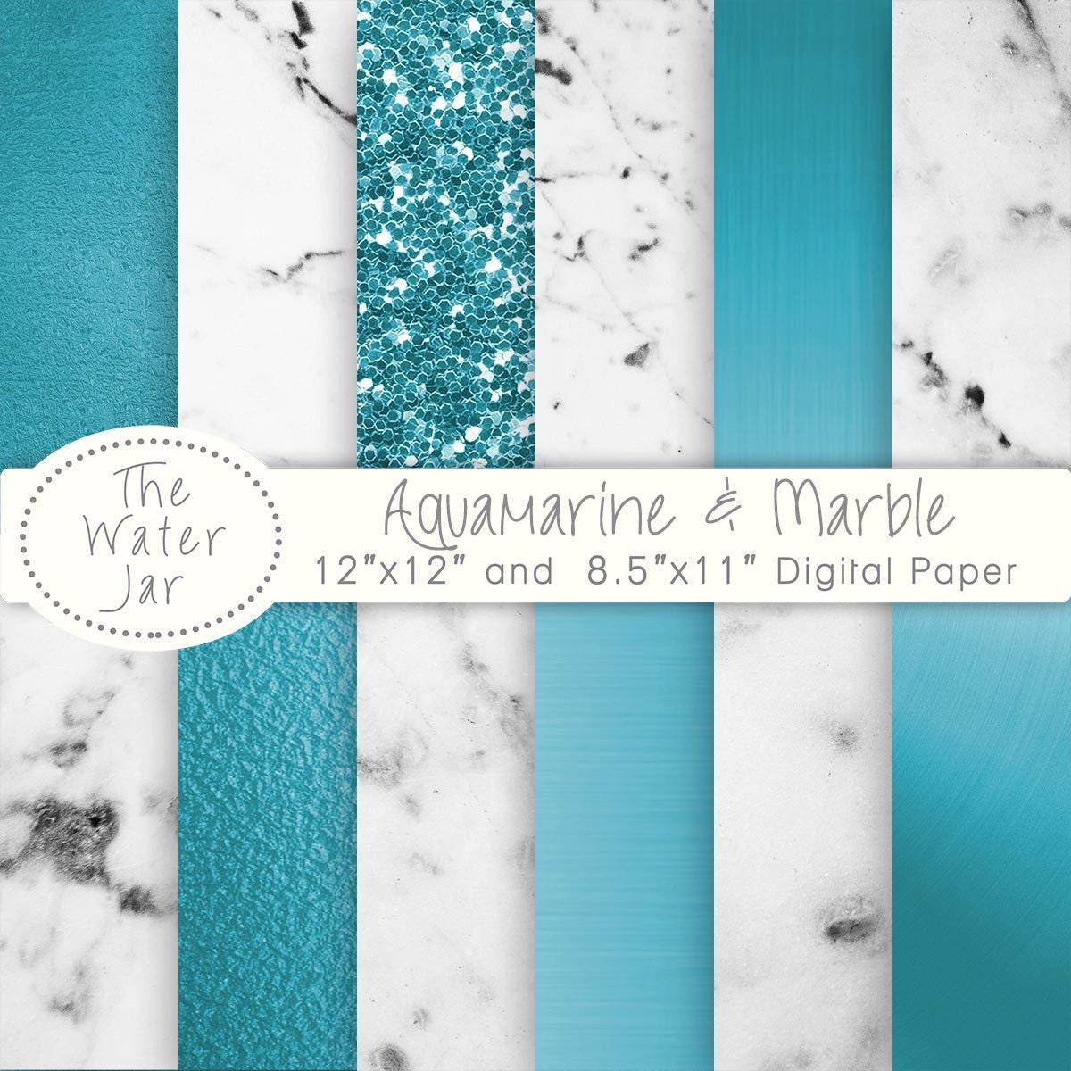 Most Inspiring Wallpaper Marble Aqua - il_fullxfull  Gallery_924751.jpg?version\u003d1