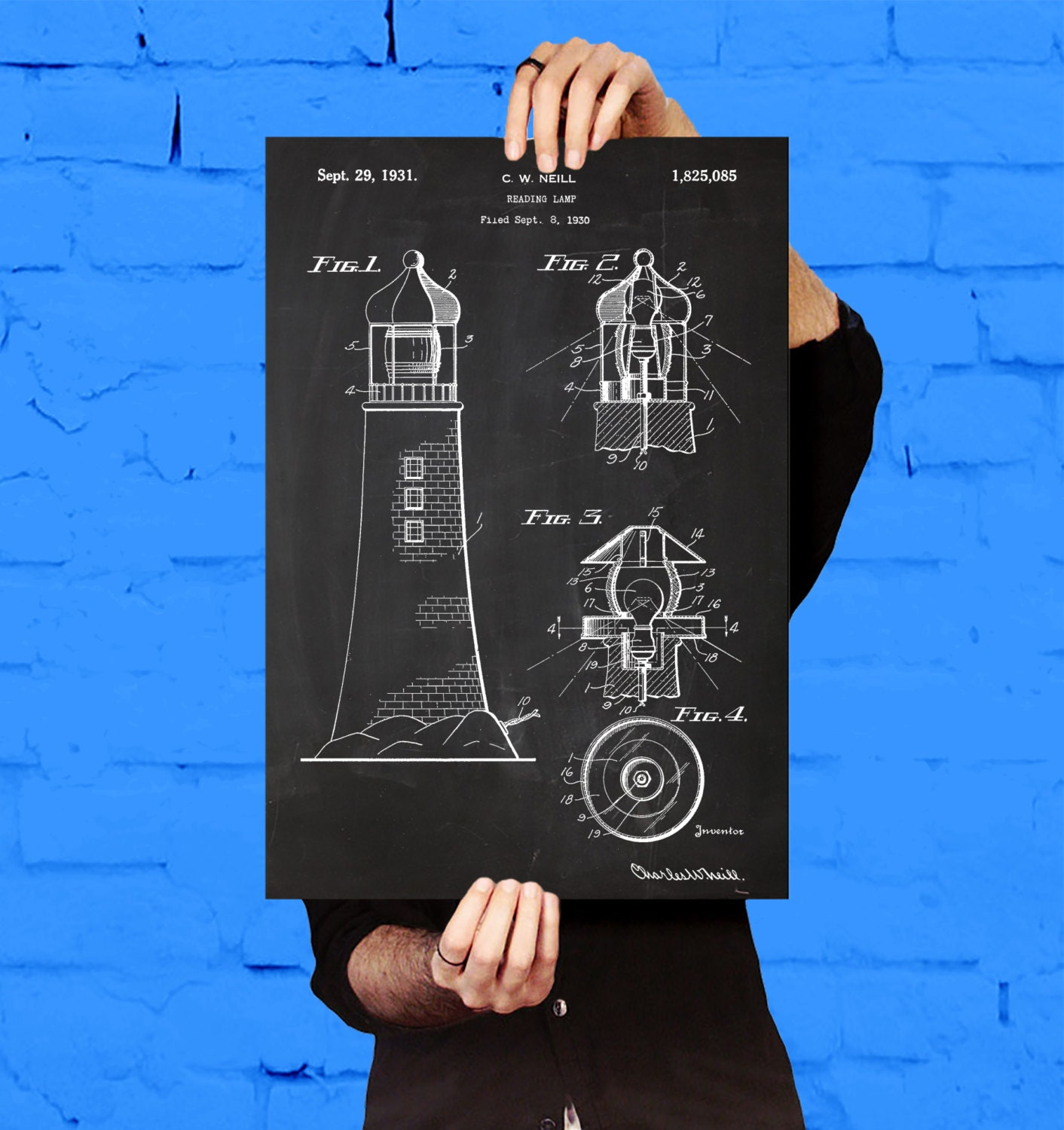 Lighthouse patent lighthouse poster lighthouse print lighthouse lighthouse patent lighthouse poster lighthouse print lighthouse art lighthouse blueprint lighthouse wall art lighthouse decor malvernweather Images