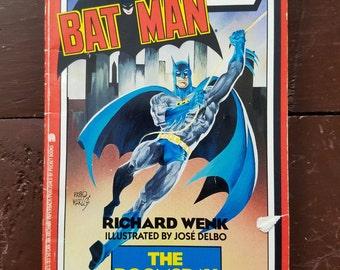 "Vintage Batman Book ""The Doomsday Prophecy"""