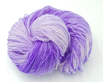 Hand Dyed 4ply Falkland Merino Wool - Bluebell
