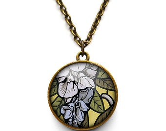 Wisteria Necklace (AN03)
