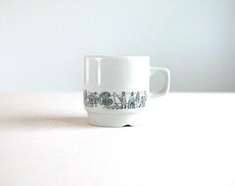 Figgjo Norway Tourist Association 3560 Stacking Mug