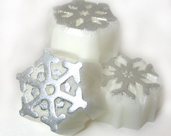 Sparkle Snow - Goat's Milk Soap Bar