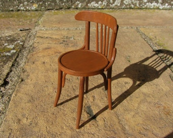 bistro chair (1/12 miniatures)