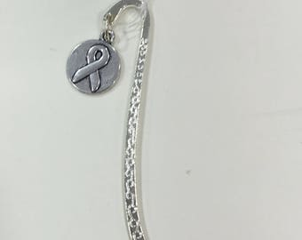 Silver Plated Bookmark - Hope