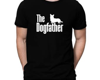 The dogfather Cardigan Welsh Corgi T-Shirt