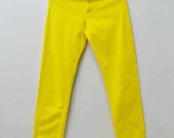 KATHARINE HAMNETT Denim Jeans Vintage Katharine Hamnett Denim Made In Italy Buttons Pants Jeans Size 28