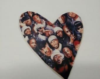 Hip hop magnet