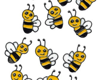 Bumble Bee Window Clings