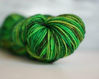 Wicked Witch  -  First-String SW Merino Fingering Wt Yarn