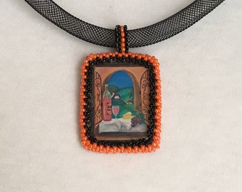 Tuscany Pendant with Necklace REDUCED PRICE!
