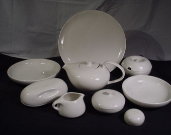 SALE!  Russel Wright Iroquois Casual Sugar White Lot