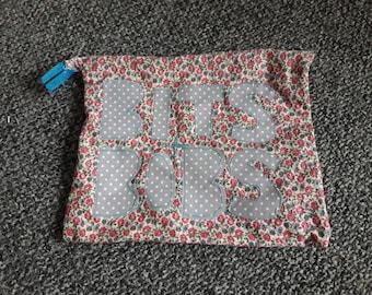 Bits and Bobs Bag