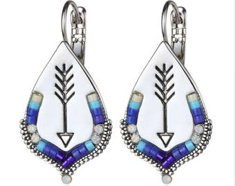 Boho Arrow earrings