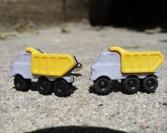 Dump Truck Cufflinks