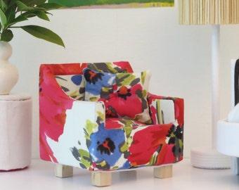 Barbie Flowered Chair