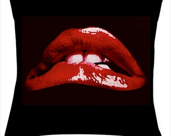 Rocky Horror lips cushion /pillow