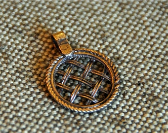 Slavic pendant from ancient Russia