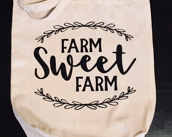 Sweet Farm Tote