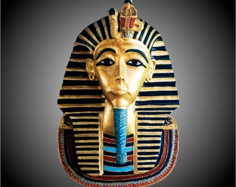 King Tut Wall Sculpture