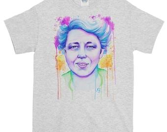LGBT+Heroes Series: Eleanor Roosevelt Short-Sleeve T-Shirt