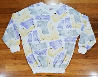 Vintage Sweatshirt - size oversized on M/L #305