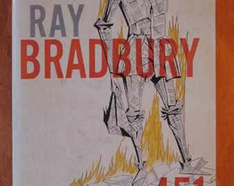 Fahrenheit 451, the 50th Anniversary Edition  by Ray Bradbury