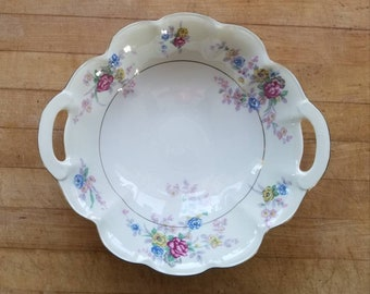 Vintage Haviland Avalon Pattern Serving Bowl