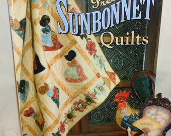 precious Sunbonnet Quilts by Betty Alderman - Free Shipping