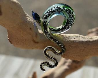 Serpentine Snake Spiral Plug Gauges