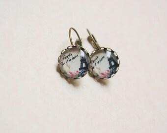 Petite Parisienne earring