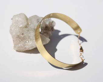 Thin Gold Arm Band (Each Sold Separately)