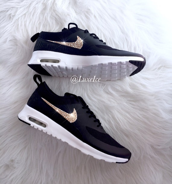 nike air max thea black wolf grey