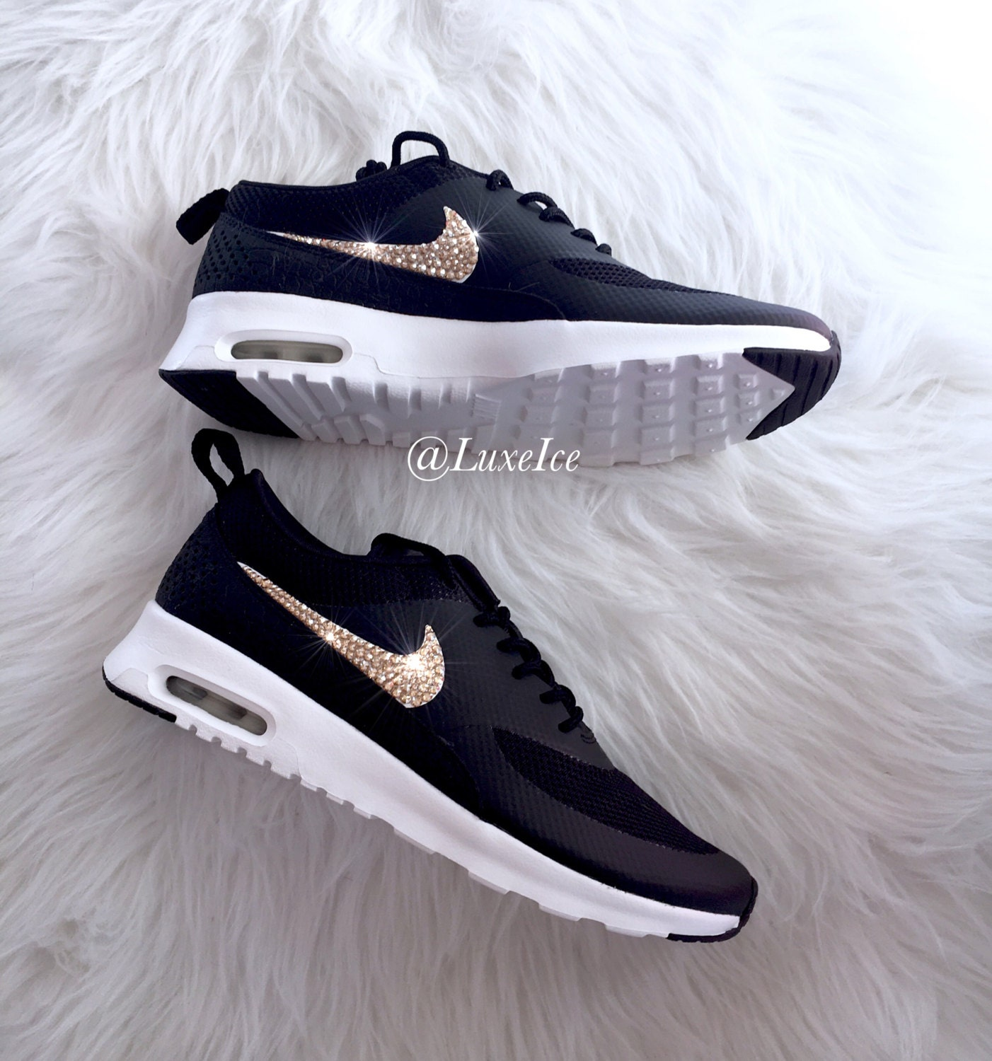 Nike Air Max Thea Black/Anthracite/White/Wolf Grey with