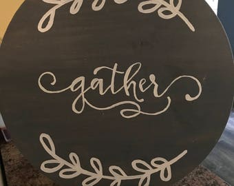 Gather Serving tray