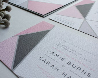 CHLOE // Wedding Stationery // Suite