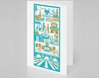 Chiswick, London card