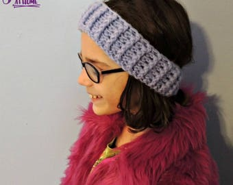 Dreamy Ear Warmers - Crochet PATTERN PDF ONLY