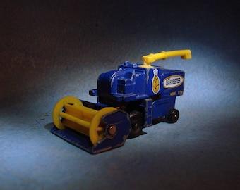 Vintage Combine Tractor DieCast Matchbox