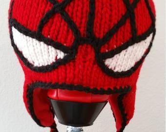 Spider man beanies