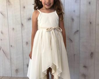 SAMPLE SALE - Gabrielle Dress in Glimmer - Size 5