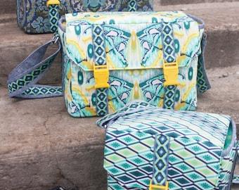 Ansel Camera Bag PDF sewing pattern