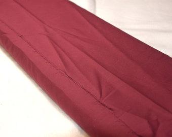 Cotton fabric Uni in different colours, 150 cm wide
