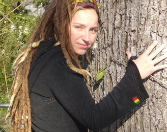 RooTz-GiRL... HeMP-JeRSeY -HooDie-ToP... iRie-RaSTa- CUSTOM MADE to ORDER