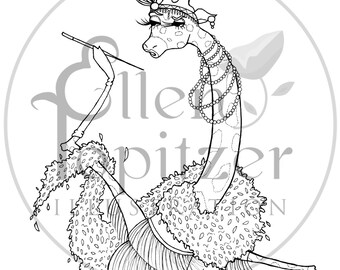 Coloring Page - Got Sass?